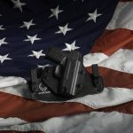 2A american flag holster