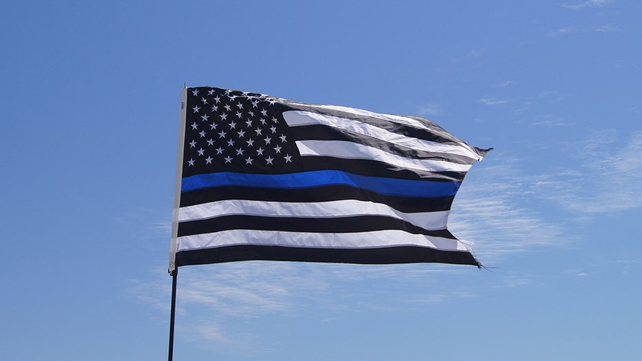 Those Who Back the Blue – We See You