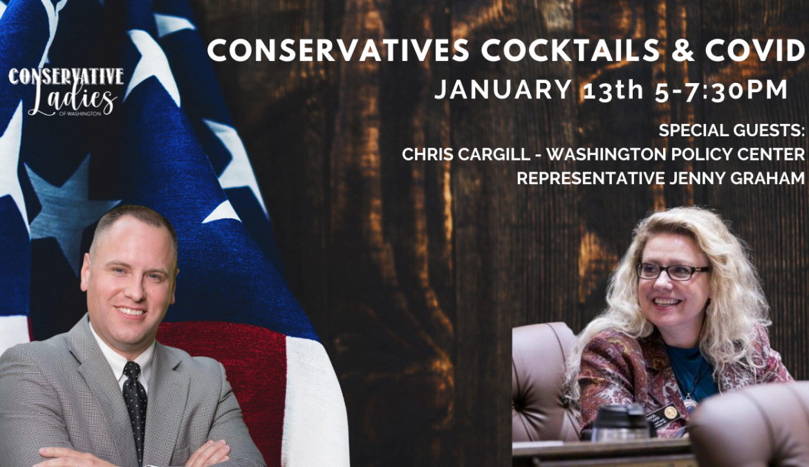 Conservatives, Cocktails & Covid